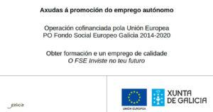 Subvención Xunta de Galicia