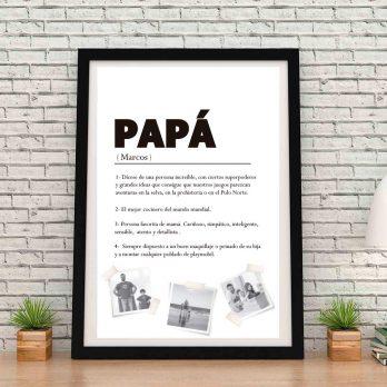lamian estipo diccionario papá