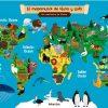 mapamundi infantil