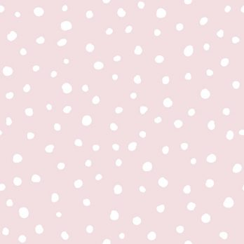 Papel autoadhesivo irregular dots pink