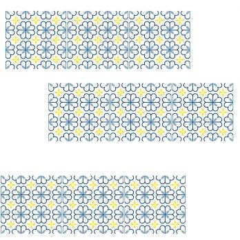 Cenefa adhesiva modelo Nuria