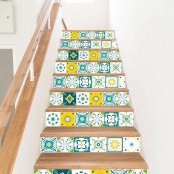 Vinilo escaleras modelo Beatriz